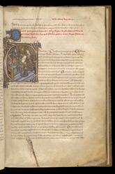 Edward the Black Prince Receives Aquitane, in a Historical compilation